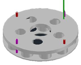 六盘水双排布置双液压回路荷载箱